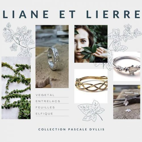 "Collection ""Liane et Lierre"" de Pascale Dyllis"